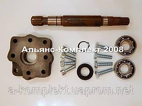 Комплект для установки насоса дозатора на гудроуселитель руля трактор МТЗ-80, МТЗ-82