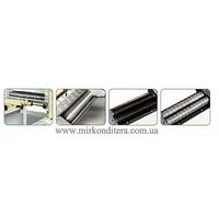 Вал для тестораскаточной машины 70/125-30 шаг 1.5mm