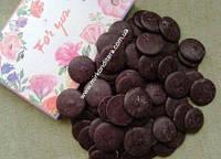 Глазурь шоколадная темная (дропсы) 150г
