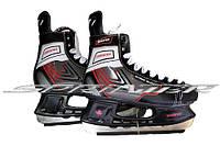 Коньки хоккейные. Размеры: 38, 39, 40, 41 PW-208С