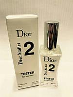 Туалетная вода - Тестер Christian Dior Addict 2 Голландия лицензия 100% приближённое к оригиналу