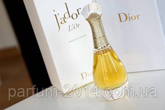 Женская парфюмированная вода Christian Dior J'Adore L'Or Essence de parfum 40 ml  (реплика)