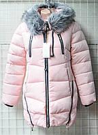 Куртка подросток с капюшоном 1811