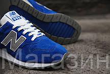 Женские кроссовки New Balance 996 Blue Нью Беланс 996 синие, фото 3