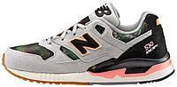 Женские кроссовки New Balance 530, Нью Беланс 530 серые