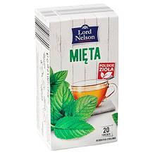 Чай Lord Nelson Mieta 20 пакетов