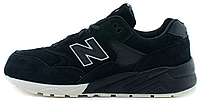 Женские кроссовки New Balance 580, Нью Баланс 580 черные