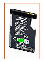 Аккумулятор Nokia BL-4C 890 mAh Original
