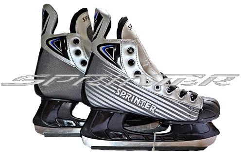 Коньки хоккейные.Р-41 PW-206В