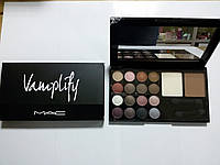 Палитра для макияжа MAC Vamplify 18 цветов
