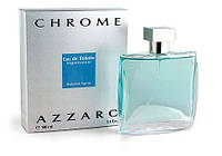 Парфюмированная вода Azzaro Chrome Голландия лицензия 100% приближённое к оригиналу