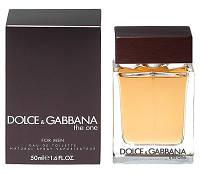 Парфюмированная вода Dolce&Gabbana The One for Men Голландия лицензия 100% приближённое к оригиналу