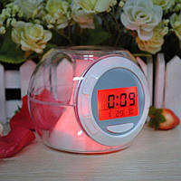 Часы Changing Light Alarm Clock