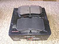 Тормозные колодки задние дисковые  Renault Megan III (PRP1364-3M)
