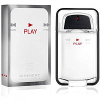 Парфюмированная вода Givenchy Play Голландия лицензия 100% приближённое к оригиналу