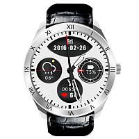 Умные часы Smart Wach Finow Q5 Silver GPS Amoled Android 5.1 New 2017 Оригинал