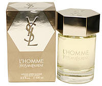 Парфюмированная вода Yves Saint Laurent L' Homme Голландия лицензия 100% приближённое к оригиналу