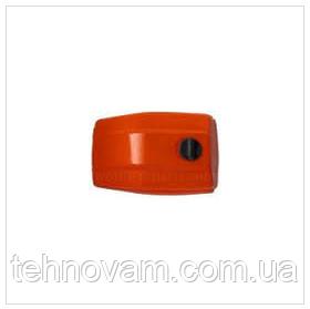 Крышка фильтра оранжевая бензопилы Goodluck 4500
