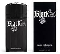 Парфюмированная вода Paco Rabanne Black XS Голландия лицензия 100% приближённое к оригиналу