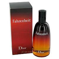 Парфюмированная вода Christian Dior Fahrenheit Голландия лицензия 100% приближённое к оригиналу
