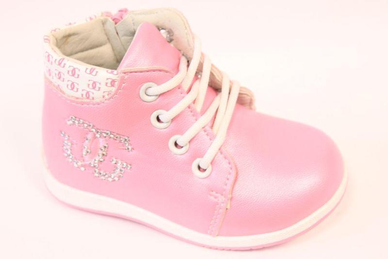 f5bd97baa Детские ботинки для девочки весна осень, 21, 23 - Интернет-магазин