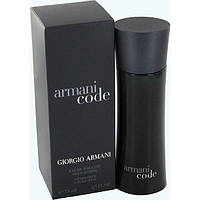 Парфюмированная вода Giorgio Armani Armani Code for Men Голландия лицензия 100% приближённое к ориги
