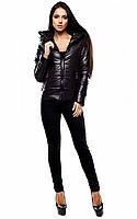 Жіноча чорна куртка Lisabon