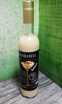Сироп барный тм «Maribell» Бейлиз, фото 2