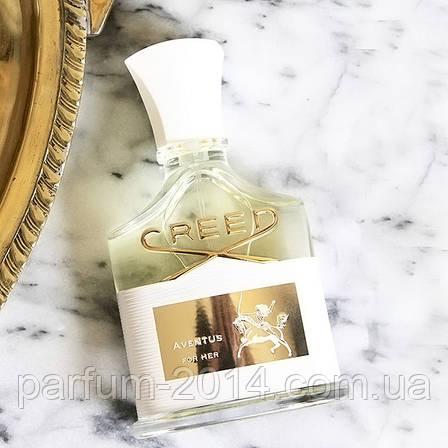 Женская парфюмированная вода Creed Aventus for Her + 5 мл в подарок (реплика), фото 2
