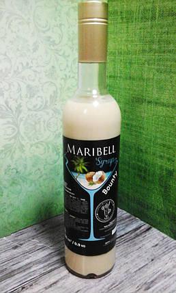 Сироп барный тм «Maribell» Баунти, фото 2