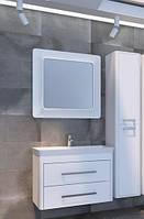 Комплект меблів для ванної (тумба, дзеркало, пенал) Geneva Juventa (Gn-80+GnP-170+TcM-80)