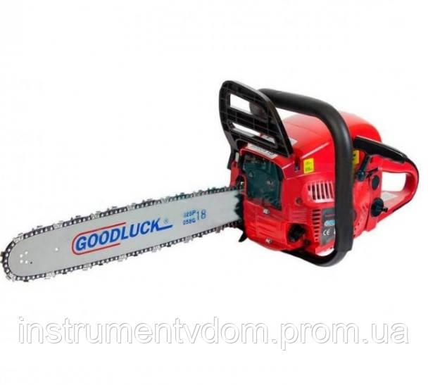 Бензопила Goodluck 5200 в металле (2 шины /2 цепи)