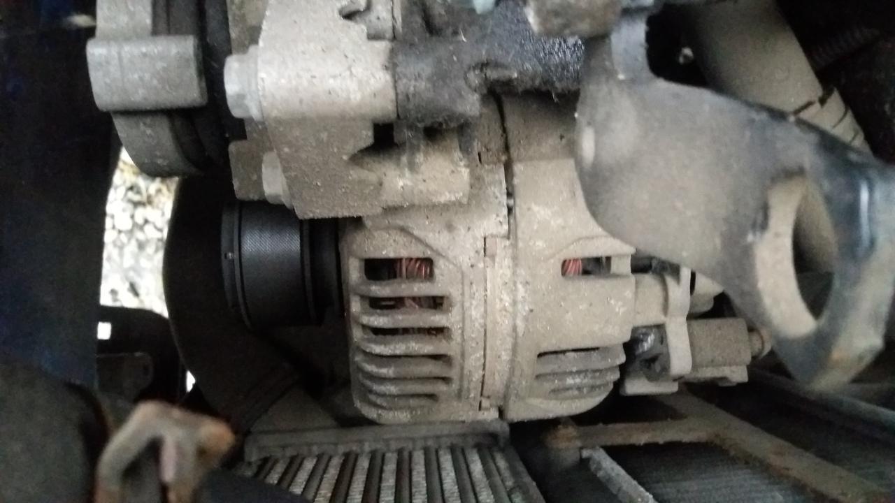 Генератор Audi A2 1.2TDi