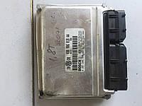 Электронный блок управления двигателем 1.8T APU, 4B0906018AA