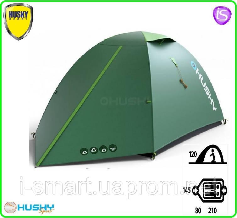 Палатка HUSKY Outdoor – Bizam 2 plus (Чехия)