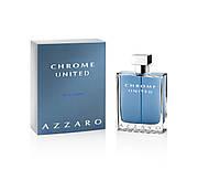 Парфюмированная вода Azzaro Chrome United Голландия лицензия 100% приближённое к оригиналу