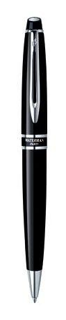 Практична ручка кулькова Waterman EXPERT Black CT BP 20 029 чорний