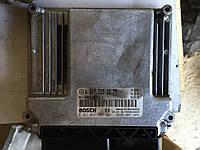 Электронный блок управления двигателем Mercedes 2.7D, A6471531679