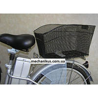 Корзина для велосипеда задняя