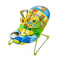 Крісло-гойдалка для немовлят