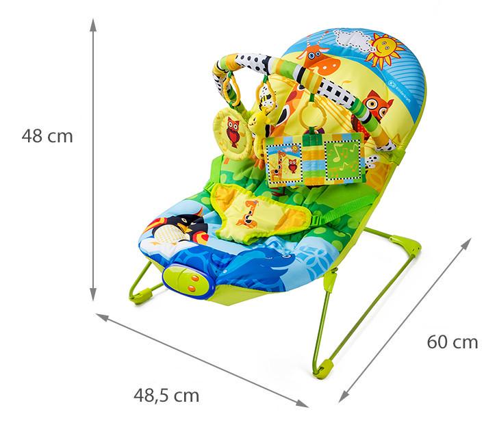 Крісло-гойдалка для немовлят 169a66f70bd31