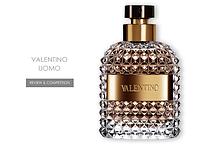 Парфюмированная вода Valentino Uomo Голландия лицензия 100% приближённое к оригиналу