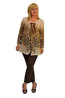 Блуза модная блуза - Модель Л258-2