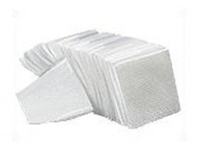Безворсовые салфетки, 300 шт(средние)