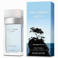 Парфюмированная вода Dolce&Gabbana Light Blue Dreaming in Portofino Голландия лицензия 100% приближё
