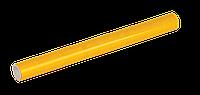 Пленка самоклеющаяся для книг zibi zb.4790-08 желтая 33см*1,2 метра
