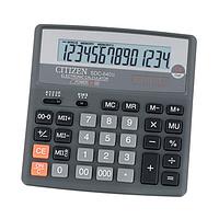 Настольный калькулятор citizen sdc-640 на 14 разрядов