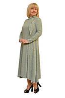 Модное женское платье 2017 - Модель Л348 (замена цвета, как на Мод Л333-1)