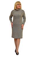 Женские платья 50 размера - Модель Л290-3