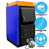 Твердотопливный котел BeeTerm D-S 40